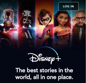Disney+ Discount