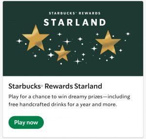 Starbucks Starland AR