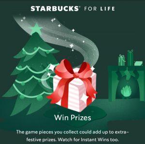 Starbucks for life 2020