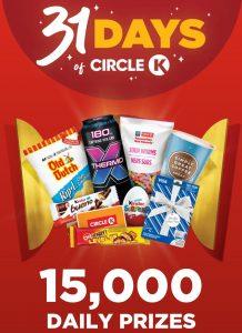31 Days of Circle K 2020